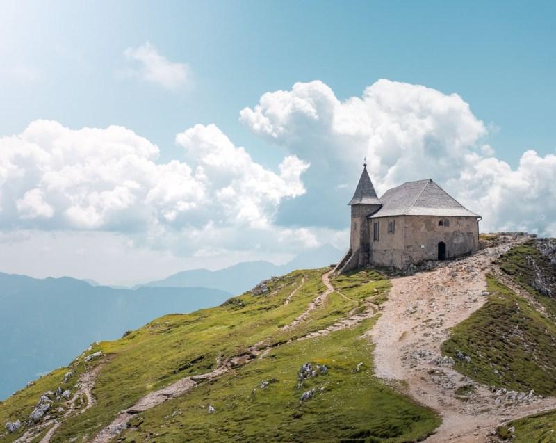 Deutsche Kapelle am Dobratsch