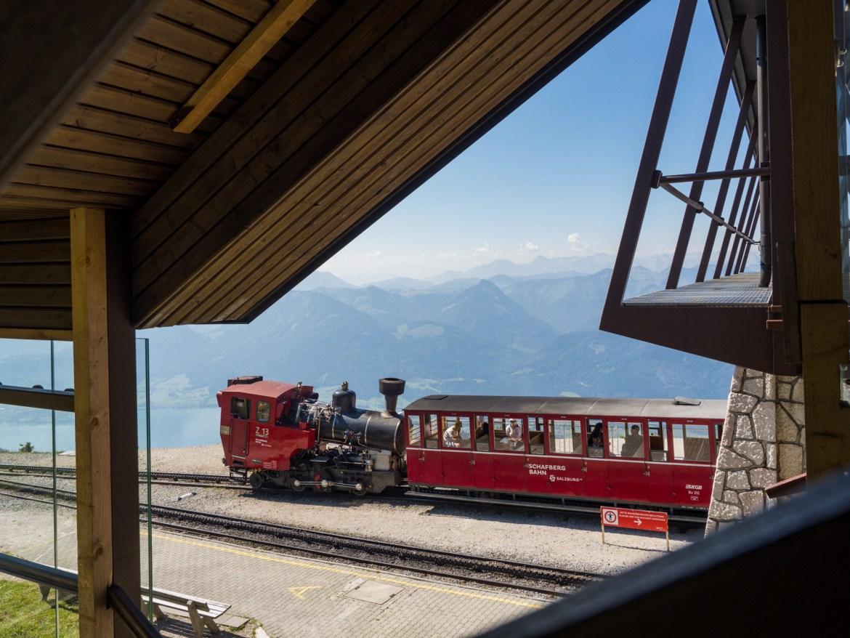Schafbergbahn Rack Railway