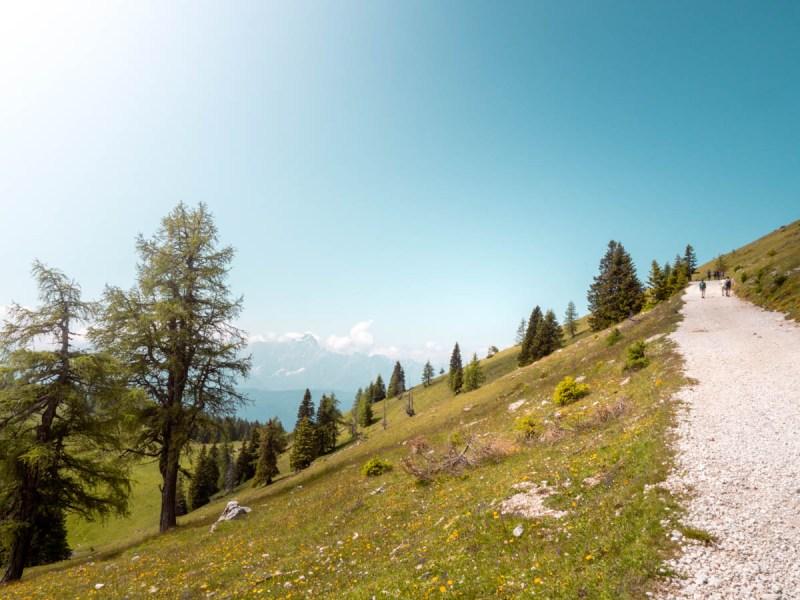 Wanderung auf den Dobratsch