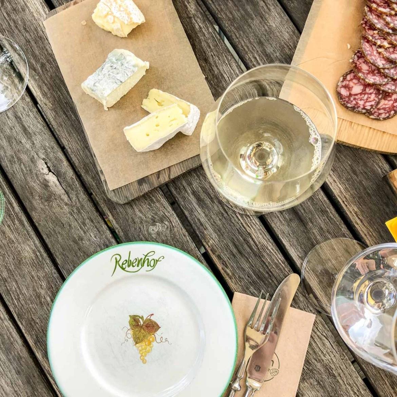 Rebenhof Steiermark Wein