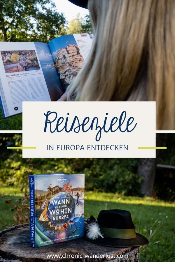Reiseziele in Europa entdecken