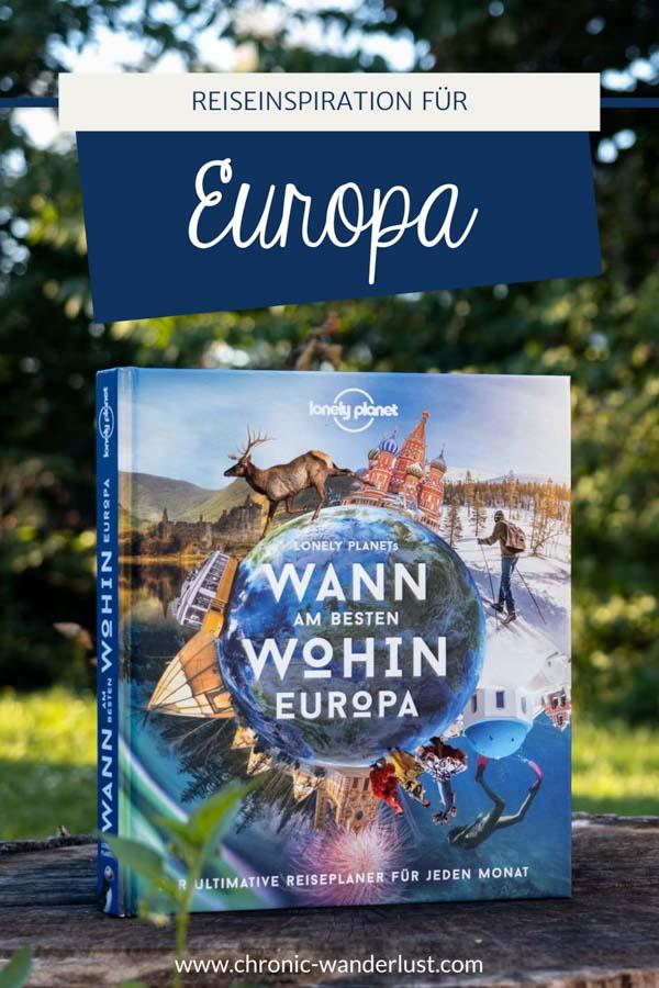Reiseziele in Europa