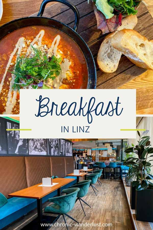 Top breakfast spots in Linz