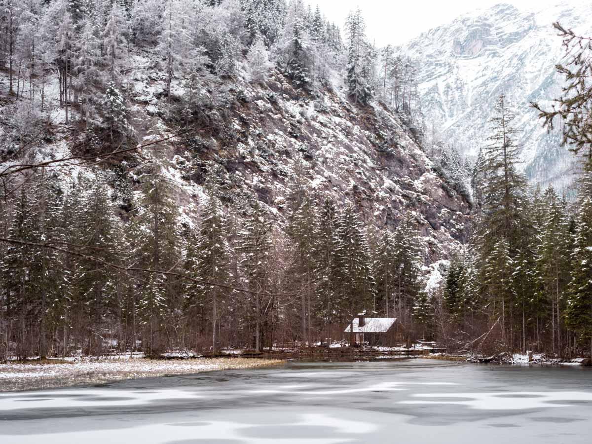 Winter Oberoesterreich