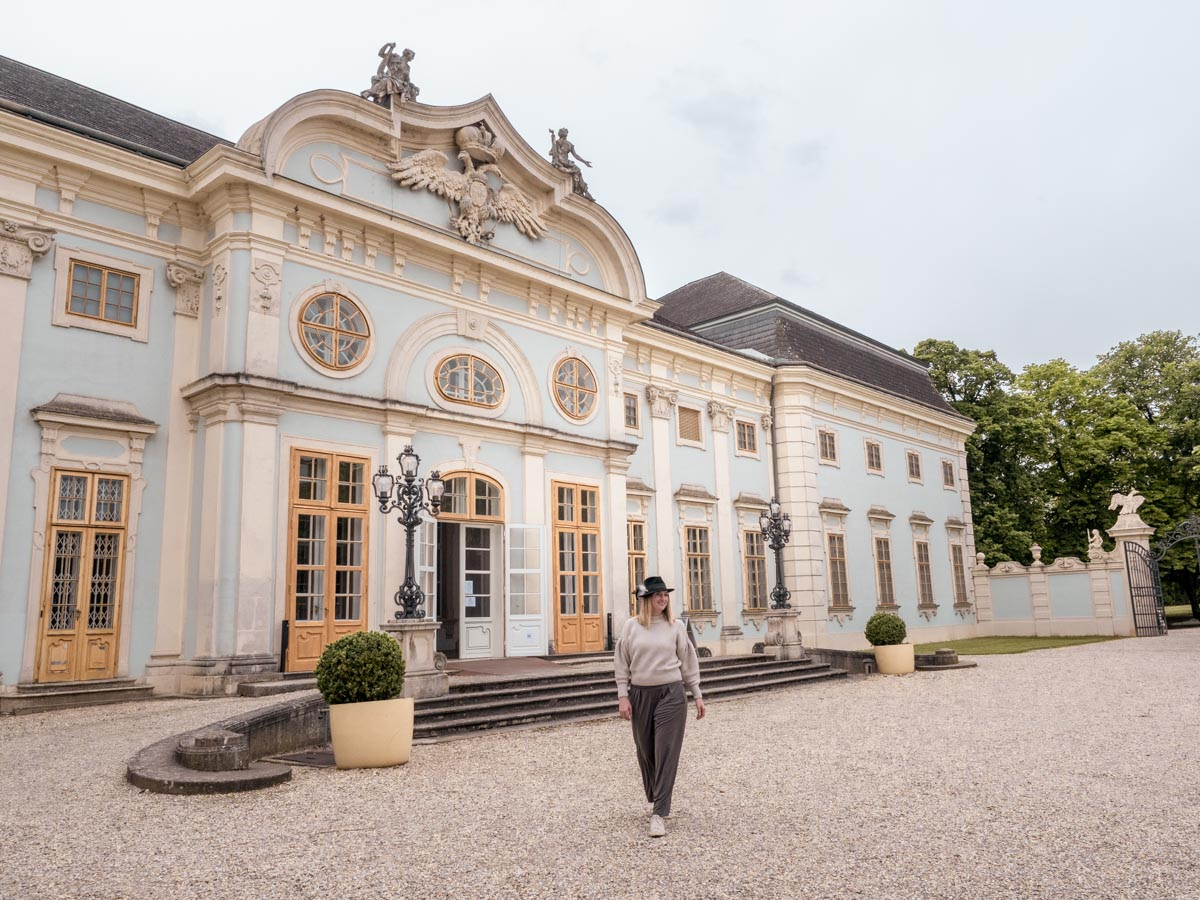 Schloss-Halbturn-Ausflug-Burgenland