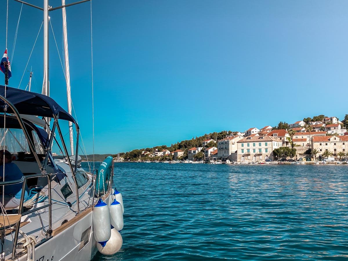 Kroatien Segeln