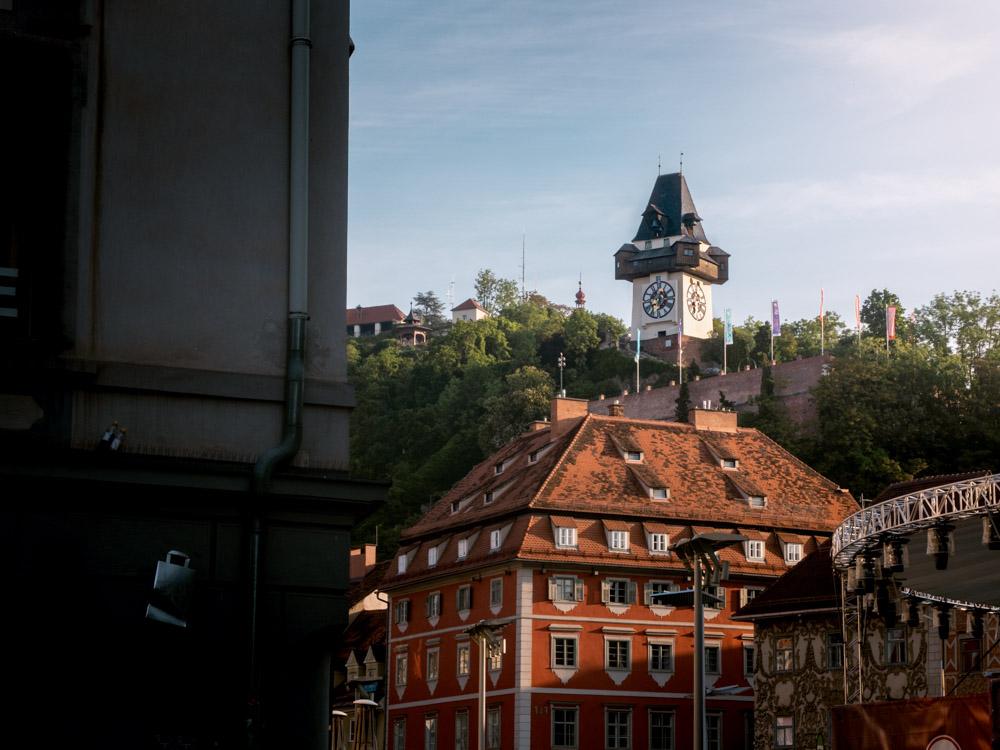 Graz Corona sicheres Urlaubsziel