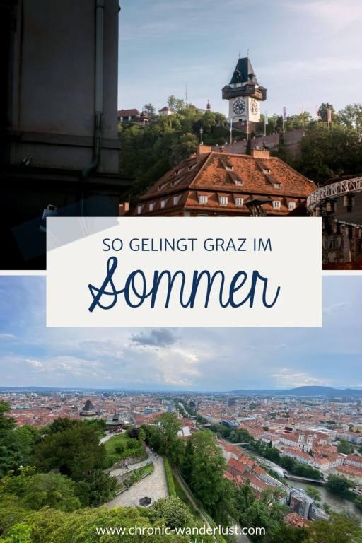 Sommer in Graz