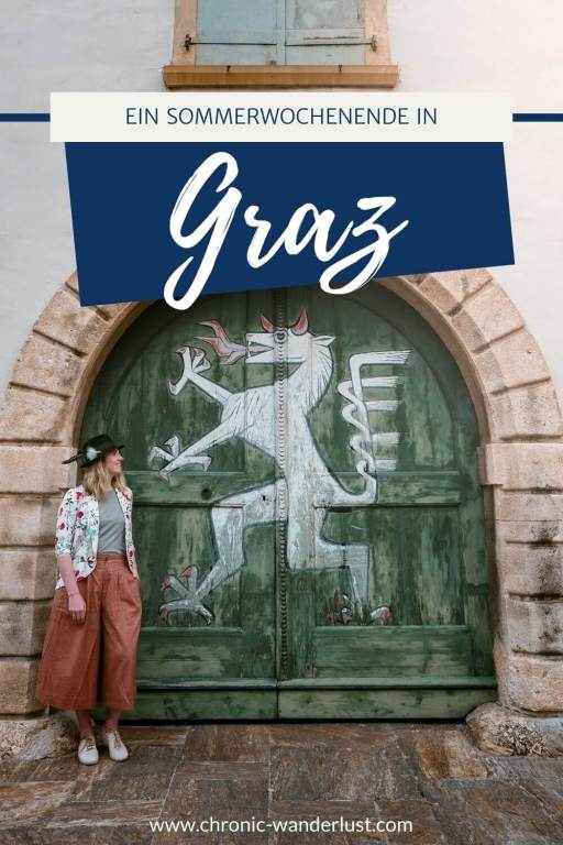 Ein Sommerwochenende in Graz