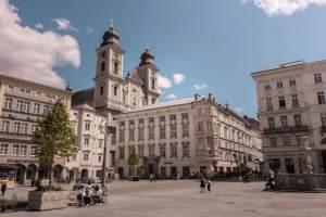 Linz ist Linz wie ist Linz