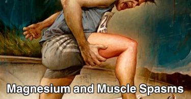 Magnesium and Muscle Spasms