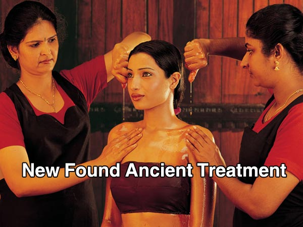 Pizhichil New Found Ancient Treatment