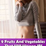 Fruits Vegetables avoid with IBS