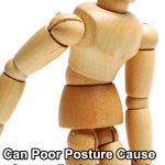 Can Poor Posture Cause Severe Body Spasms?