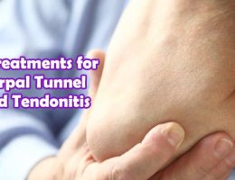 10 Treatments for Carpal Tunnel and Tendonitis