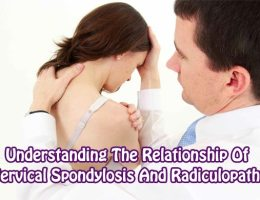 Cervical Spondylosis And Radiculopathy