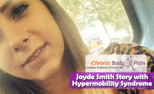 Jayde Smith Story with Hypermobility Syndrome