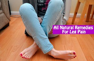 All Natural Remedies For Leg Pain