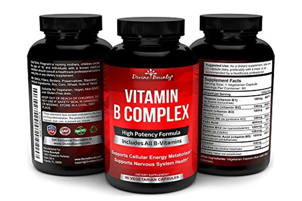 Super B Complex Vitamins
