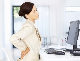 Degenerative disc disease pain