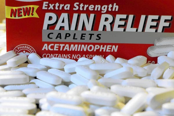 Acetaminophen for low back pain