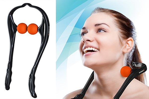 Gideon Therapeutic Dual Trigger Point Self-Massage Tool review