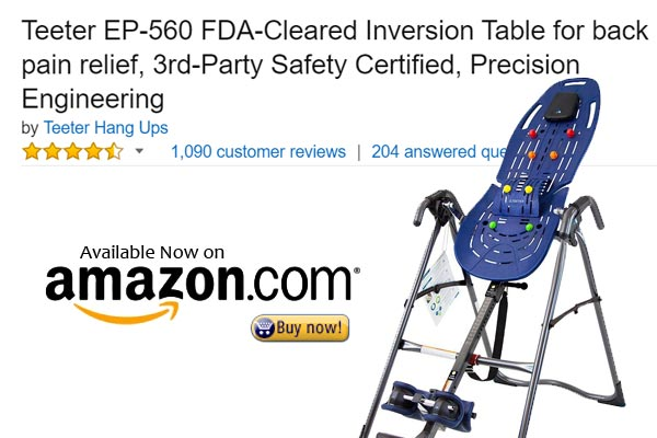 The Teeter EP-560 review