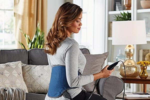 Sunbeam Body Shaped Heating Pad