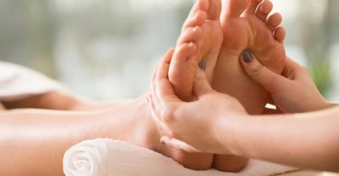 Reflexology for Stress And Anxiety