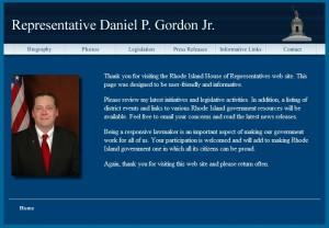 Rep. Dan Gordon joins Anonymous