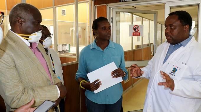Mpilo Hospital starts Covid-19 testing
