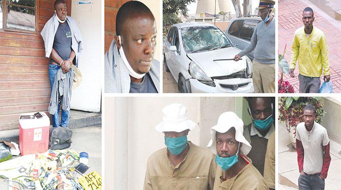Robbery syndicate hit Bulawayo