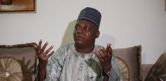 Governor Kashim Shettima of Borno says the steward that committed suicide was comfortable