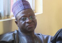 Joshua Dariye, former Plateau governor is accused of mismanaging N1.16bn ecological fund
