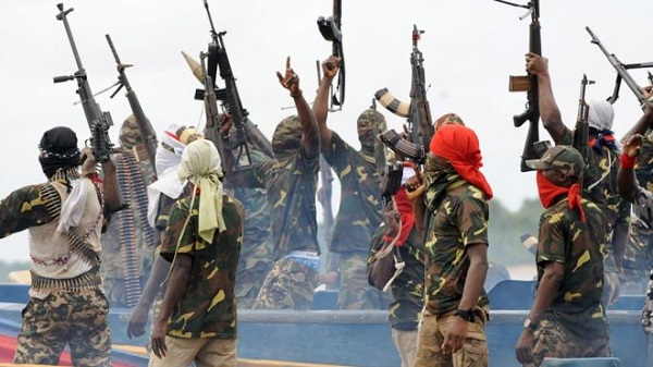 Militant group, Koluama Seven Brothers, have claimed an attack on Conoil facility in Koluama, Bayelsa State