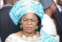 Supreme Court has dismissed Patience Jonathan's application