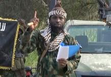 Abubakar Shekau, leader of Boko Haram terrorists Yobe