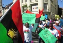 National Chairman PDP BoT says Biafra agitators can achieve their goal only through a referendum IPOB DSS