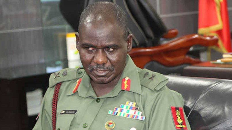 Nigeria's Chief of Army Staff, Lt.-Gen. Tukur Buratai has explained how military spent funds allocated to it