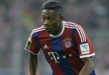 David Alaba has joined Real Madrid after leaving Bayern Munich