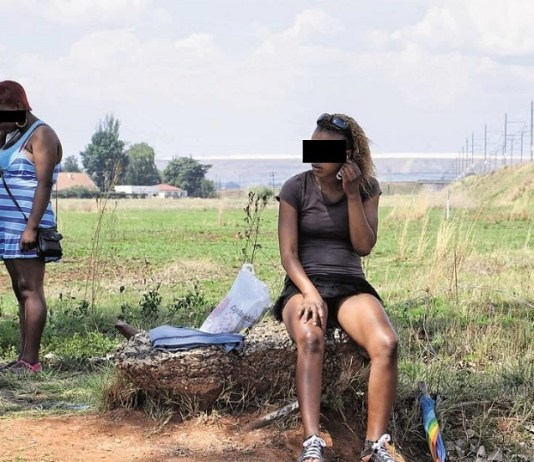 FILE PHOTO: Nine out of ten girls trafficked from Nigeria to Europe are from Edo state Photo: Refuge Network International