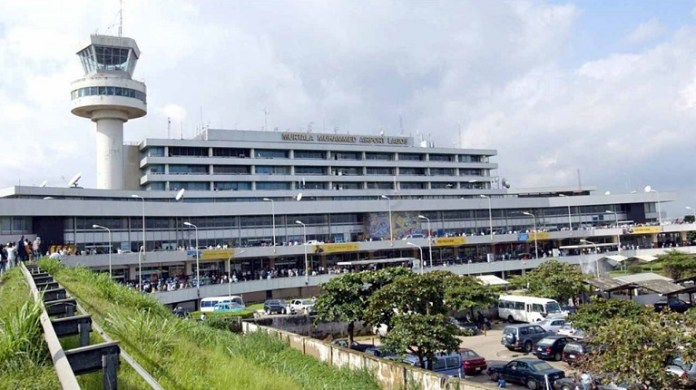 Nigeria has banned international flights in and out of Lagos and Abuja airports