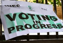 Osun local government election witnessed low turn out of voters