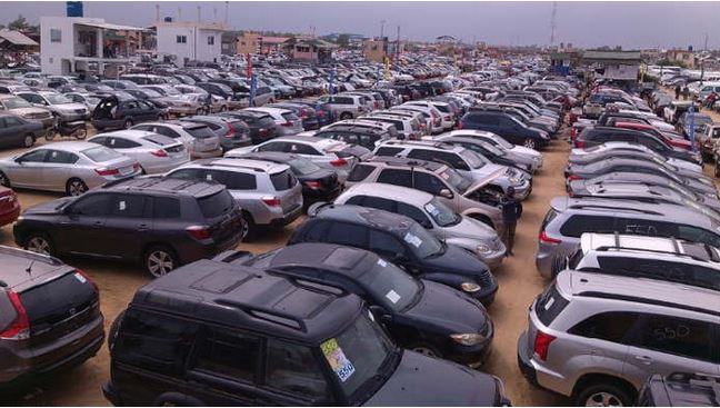 Court orders auction of abandoned vehicles