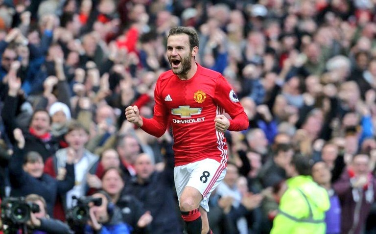 Manchester United is offering Juan Mata a new contract to stop him from leaving