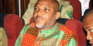 British High Commission reacts Nnamdi Kanu is leader of proscribed Indigenous People of Biafra (IPOB)