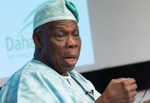 Former Nigeria president Olusegun Obasanjo hinted at Fulanisation and Islamisation of Nigeria