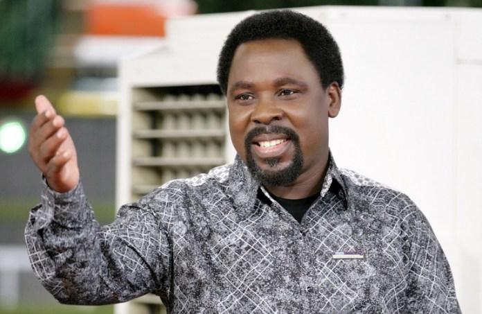 Prophet TB Joshua of SCOAN says Nigeria will not break up