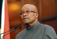 Former South Africa President, Jacob Zuma sentenced to jail