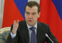 Russian Prime Minister, Dmitry Medvedev has resigned